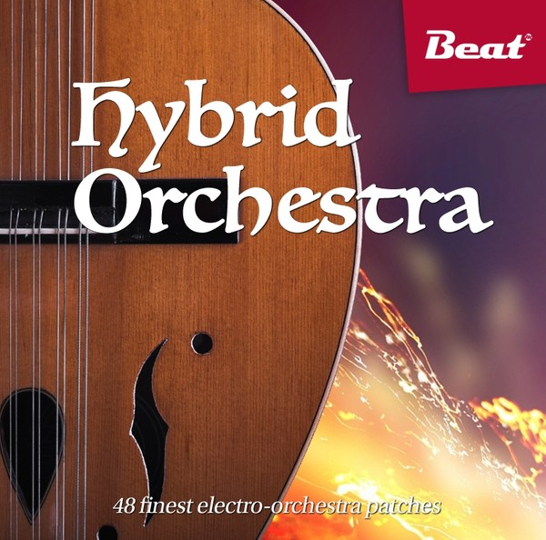 HYBRID ORCHESTRA for MPC - 48 finest electro-orchestra patches
