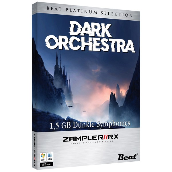 DARK ORCHESTRA – 66 patches for Zampler//RX workstation