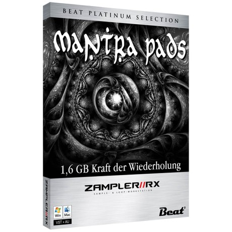 MANTRA PADS – 33 relaxing patches for Zampler//RX workstation (Win/OSX plugin included)