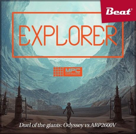 MPC Expansion: EXPLORER - Duel of the giants: Odyssey vs ARP2600V