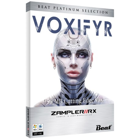 VOXIFYR – 44 cutting edge vox for Zampler//RX workstation (Win/OSX plugin included)