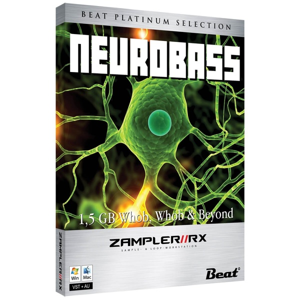 NEUROBASS – 37 ground shaking patches for Zampler//RX workstation (Win/OSX plugin included)
