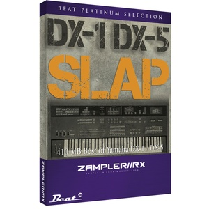 DX1/DX5 SLAP – Yamaha DX1 & DX5 sound bank for Zampler//RX workstation (Win/OSX plugin included)