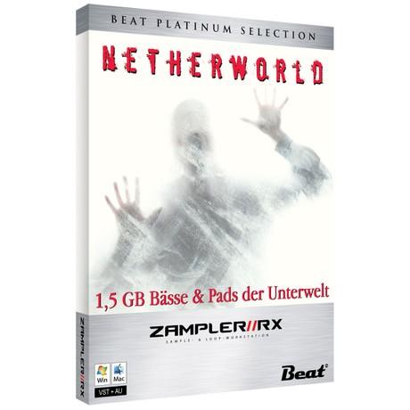NETHERWORLD – 44 dark pads for Zampler//RX workstation