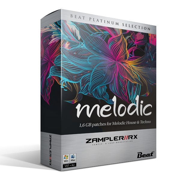 MELODIC - 88 patches for Melodic House & Techno