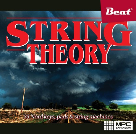 MPC Expansion: STRING THEORY - 33 Nord keys, pads & string machines