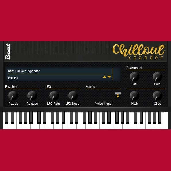 Chillout Xpander by Beat Mag