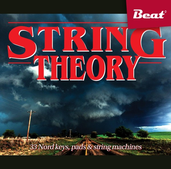 STRING THEORY for MPC - 33 Nord keys, pads & string machines