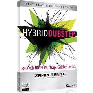 HYBRID DUBSTEP – Sound bank for Zampler//RX workstation (Win/OSX plugin included)