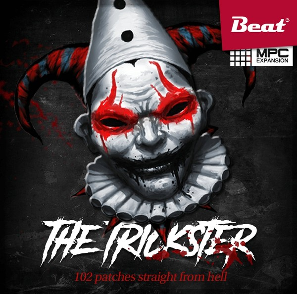 MPC Expansion: THE TRICKSTER - 102 patches straight from hell
