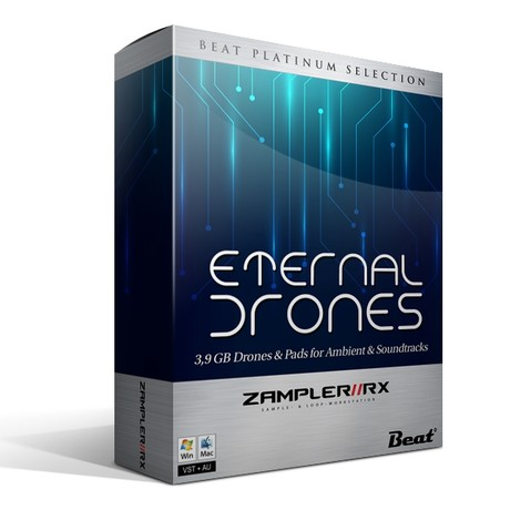 ETERNAL DRONES – 74 patches for Zampler//RX workstation