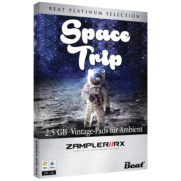 SPACE TRIP – 128 Patches for Zampler/RX workstation