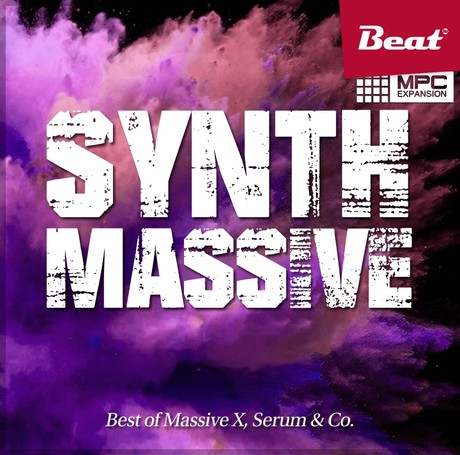 MPC Expansion: SYNTH MASSIVE - Best of Serum, Spire & Massive