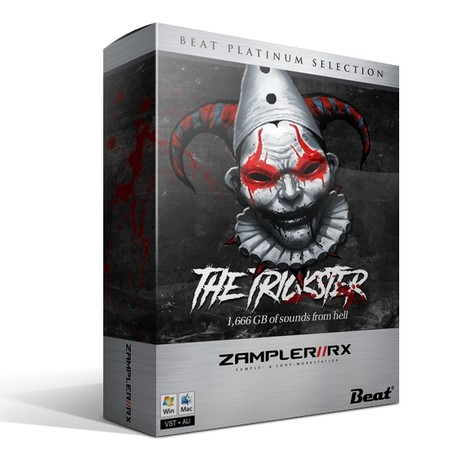 THE TRICKSTER - 1,666 GB of devilish sounds from hell