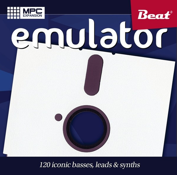 EMULATOR for MPC - 120 iconic basses, leads & synths