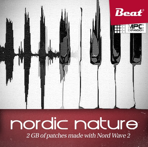 MPC Expansion: NORDIC NATURE - 71 patches made with Nord Wave 2