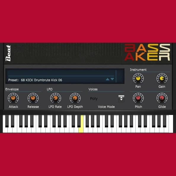 Bassaker 808 by Beat Mag
