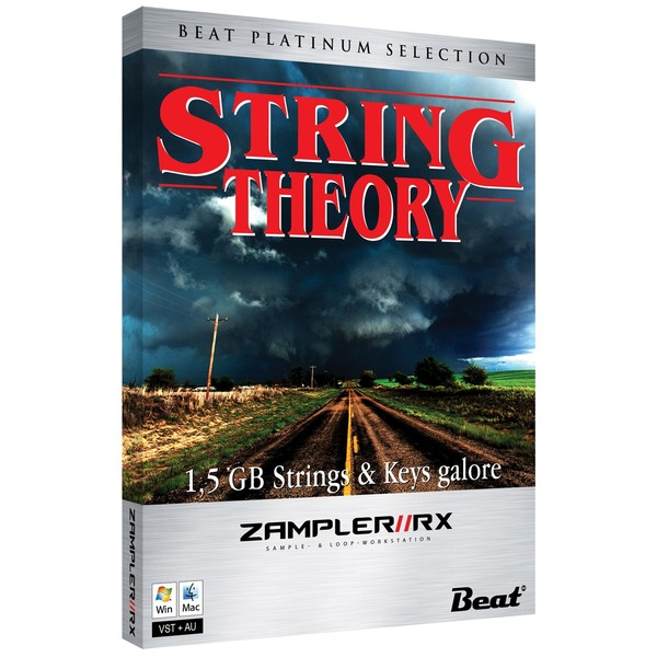 STRING THEORY – 112 patches for Zampler/RX workstation