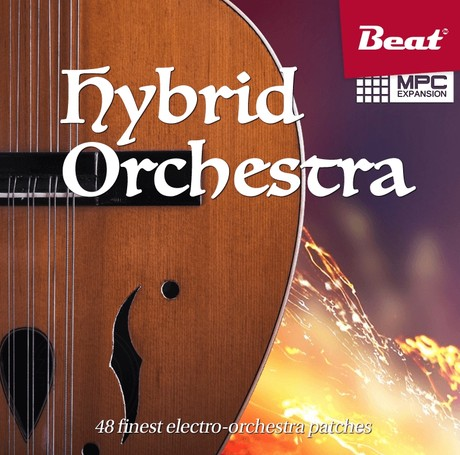 MPC Expansion: HYBRID ORCHESTRA - 48 finest electro-orchestra patches