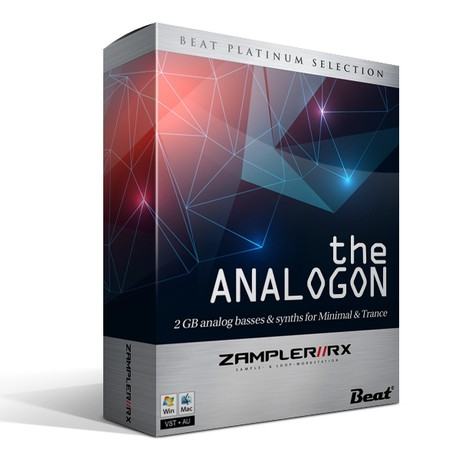 THE ANALOGON - 88 patches for Synthwave, Trance & Minimal