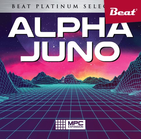 MPC Expansion: ALPHA JUNO - 62 iconic Alpha Juno II patches