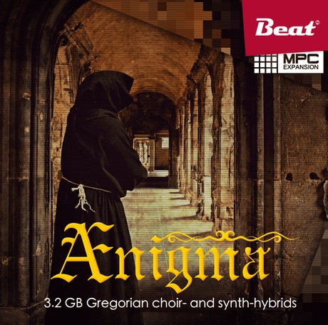 MPC Expansion: ÆNIGMA - 64 Gregorian choir- and synth-hybrids