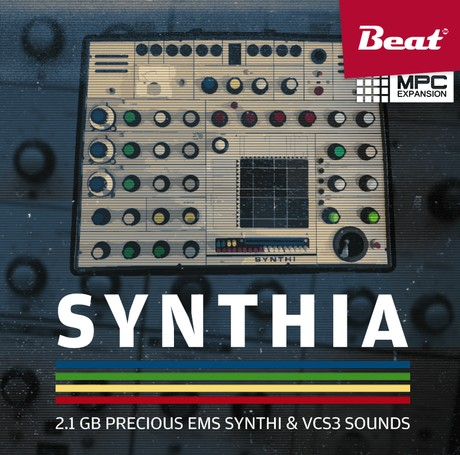 MPC Expansion: SYNTHIA - 50 precious EMS Synthi & VCS3 patches