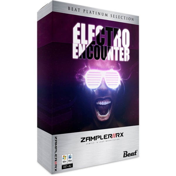 ELECTRO ENCOUNTER – 42 neon patches for Zampler//RX workstation (Win/OSX plugin included)