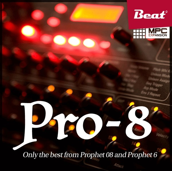 PRO-8 for MPC - Only the best from Prophet 08 and Prophet 6