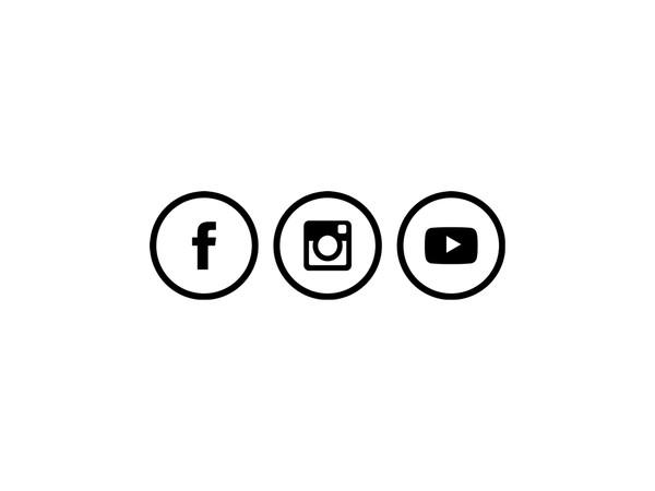 Weebly Widget: Custom Social Media Icons