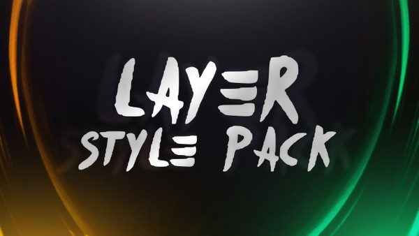 FREE LAYER STYLE PACK PHOTOSHOP! by Sanczo