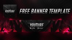 Sanczodesign free abstract banner template avatar 2018 by sanczodesign maxwellsz
