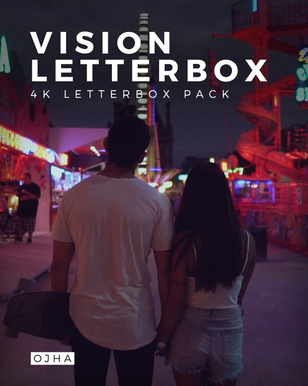 VISION | Letterbox by Ojha
