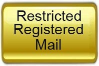 Restricted Registered Mail