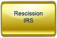 Rescission IRS