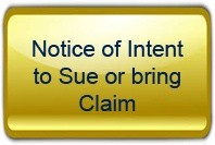Notice of Intent to Sue / Bring Claim