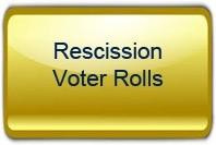 Rescission Voter Rolls