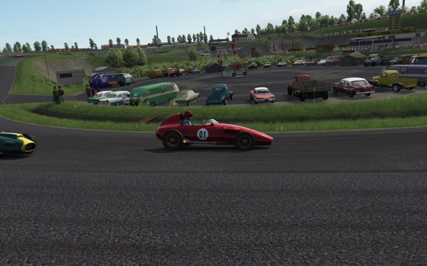 Roskilde for Assetto Corsa