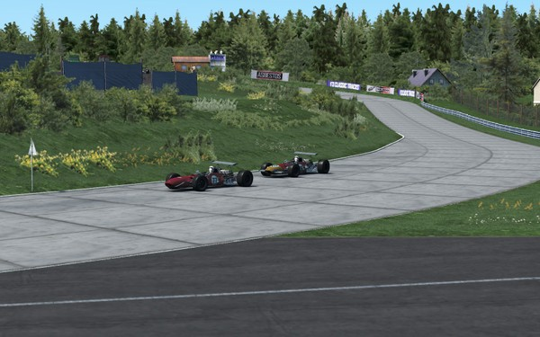 Eifel Betonschleife for Rfactor 2