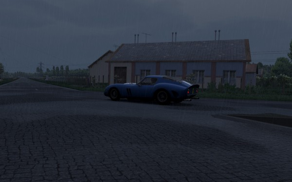 Rouen for Assetto Corsa