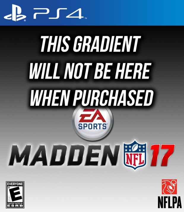 Madden 17 PNG (PS4)