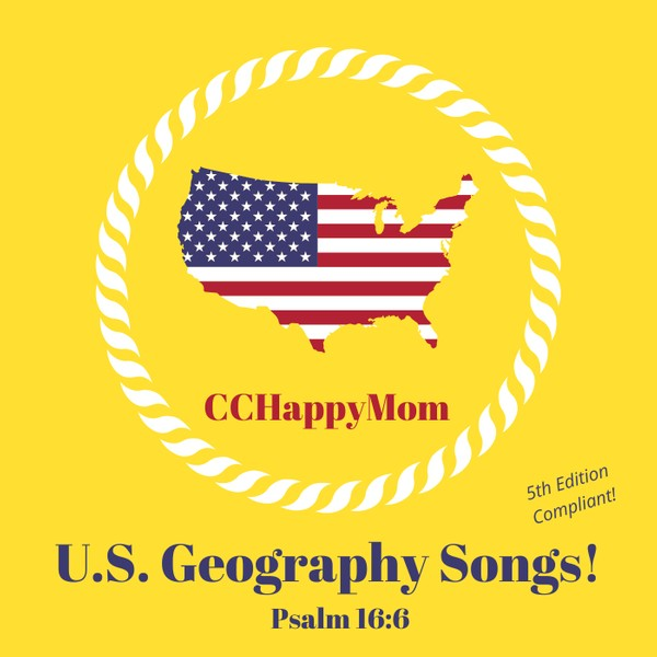 5th Edition US Geography Songs