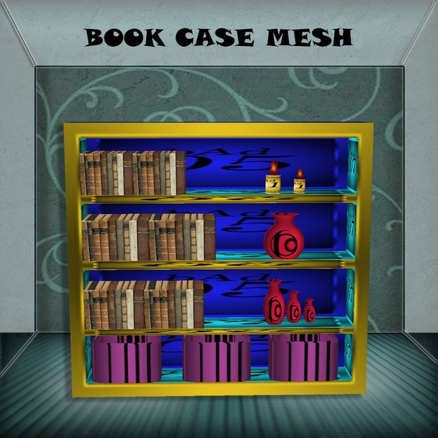 BOOK CASE MESH