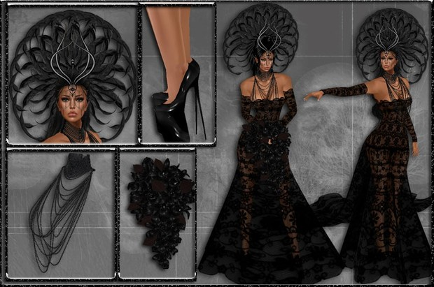 DARK WEDDING BUNDLE