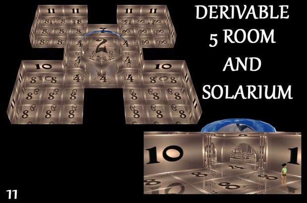 5 ROOM and SOLARIUM MESH