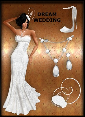 DREAM WEDDING BUNDLE with PSD and RESELL RIGHTS
