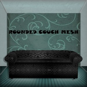 ROUNDED COUCH MESH