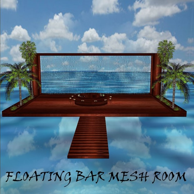 FLOATING BAR ROOM MESH