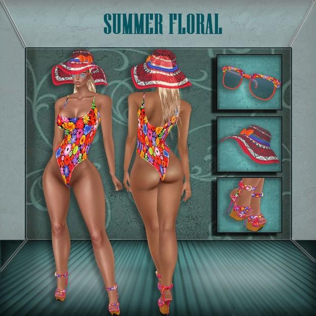 FLORAL SUMMER BUNDLE