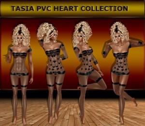 TASIA HEARTS 4 STYLES